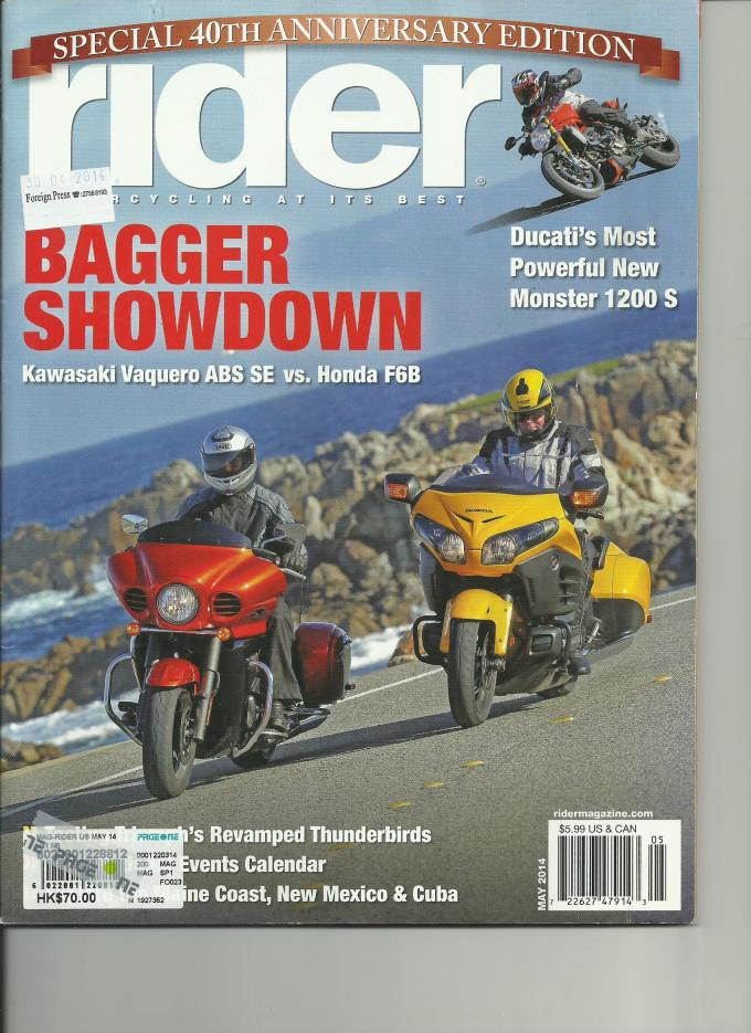 Rider US cover 001