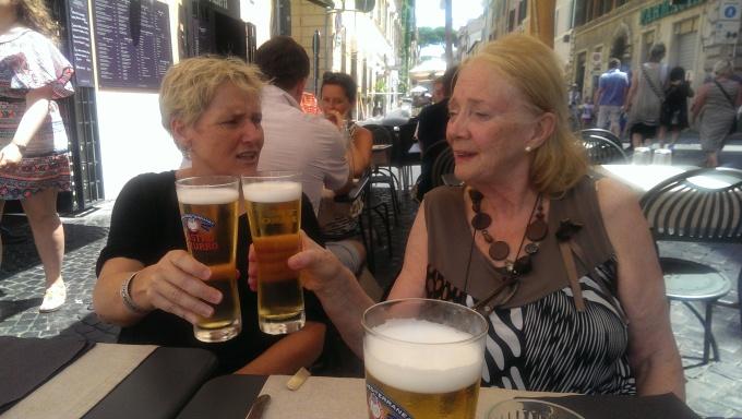 Roman beer
